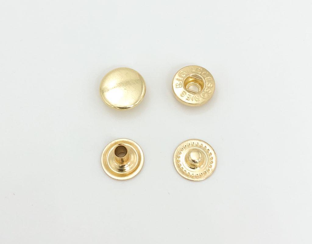 """Кнопки """"Альфа"""" Big accessories 12,5 мм"""