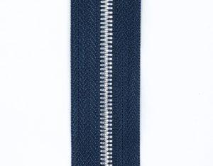 Молния рулонная метал. Т5 (синяя)