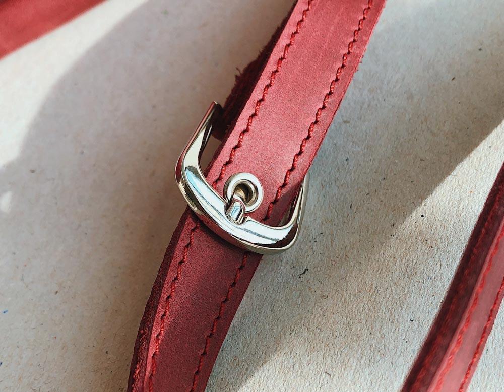 Люверсы круглые 3 и 5 мм (никель)