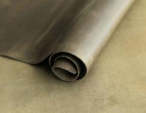 Крейзи хорс олива 1.4-1.6 мм (24 руб./кв.дм.)