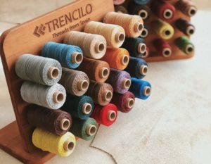 Вощеные нитки Trencilo
