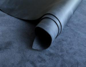 Крейзи хорс темно-синий 1.4-1.6 мм (24 руб./кв.дм.)