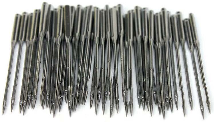 Как выбрать иглы для швейных машин