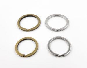 Кольцо металлическое 20 и 25 мм