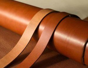 Ременные заготовки арт. Bull 3.6-3.8 мм (Whiskey)