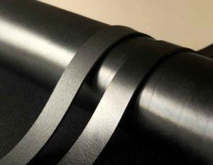 Ременные заготовки арт. Bull 3.6-3.8 мм (Nero)