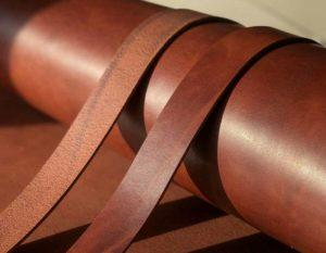 Ременные заготовки арт. Florida Brown 3.5 мм (Италия)