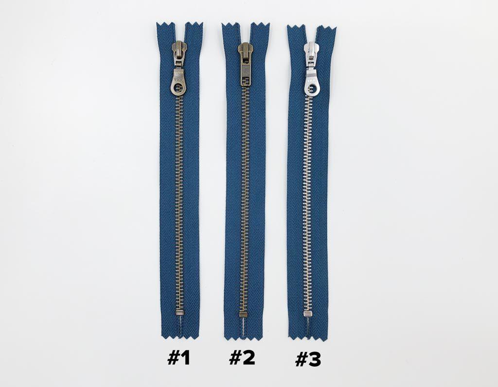 Молния YKK Т5 (синий)