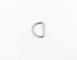 Полукольцо плоское 15 мм