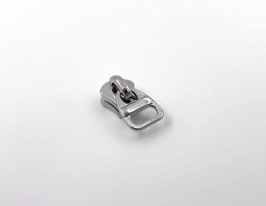 Бегунок для молнии метал. №5 (никель)