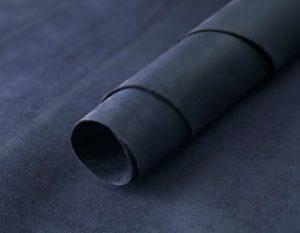 Крейзи хорс темно-синий 1.6-1.8 мм (28 руб./кв.дм)