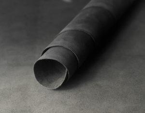 Крейзи хорс черный 1.5-1.6 мм (26 руб./кв.дм)