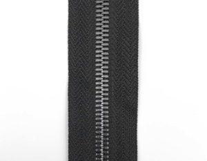 Молния рулонная метал. Т5 (черная)