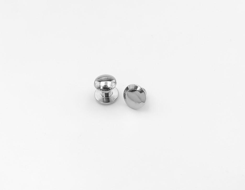 Ременные винты 5 мм (никель)