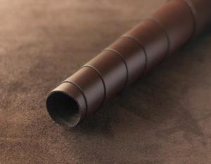 Кожа Орфей Красно-коричневый 1.2-1.4 мм