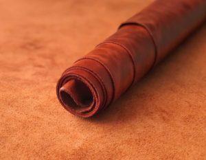 Кожа Пулл-ап Рыже-коричневый 1.1-1.3 мм