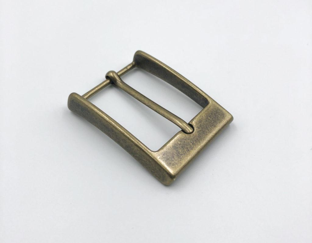 Пряжка для ремня 35 мм (антик)