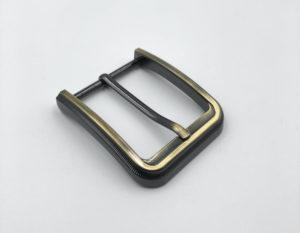 Пряжка для ремня 40 мм (лак.антик)