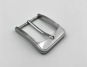 Пряжка для ремня 40 мм (сатин.никель)