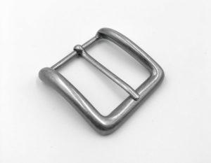 Пряжка для ремня 40 мм (старый никель)