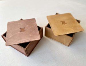 Подарочная коробка для ремня V.2