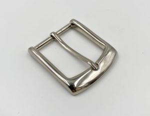 Пряжка для ремня 40 мм (никель)