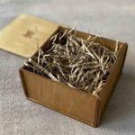 Бумажный наполнитель для коробок (крафтовый)-5