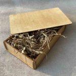 Бумажный наполнитель для коробок (крафтовый)-6