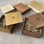 Бумажный наполнитель для коробок (крафтовый)-4