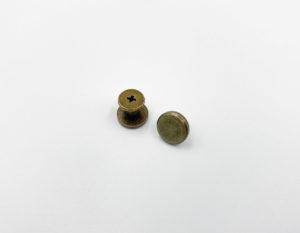 Ременные винты 5 мм (антик)