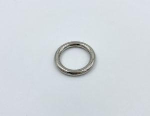 Кольцо литое 25 мм (никель)