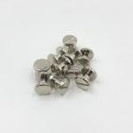 Ременные винты 6 мм (никель)-1