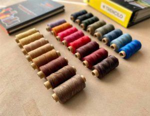 Вощеные нитки Trencilo 0,6 мм