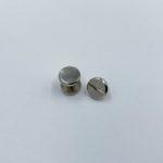 Ременные винты 6 мм (никель)-2