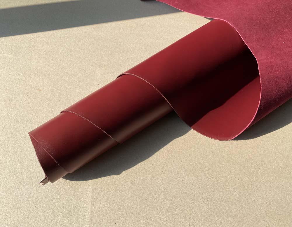 Вестерн бордовый (1.6-1.8 мм)