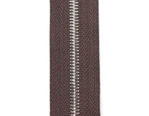 Молния рулонная метал. Т5 (коричневая)