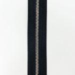 Молния рулонная метал. Т3 (черная)-1