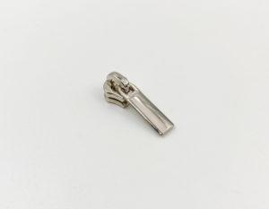 Бегунок для молнии метал. №3 (никель)