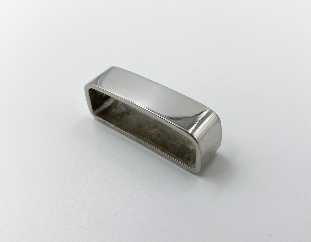 Шлевка металлическая (тренчик) для ремня